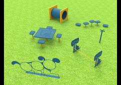 Medium Dog Park Kit