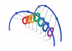 free standing commercial play equipment