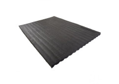 rubber mats and tiles