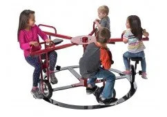 Merry Go Cycle Spin