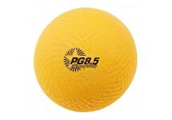 Yellow Heavy-Duty Kick Ball