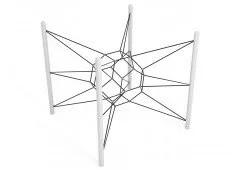 Playground Rope Climber Nebular Net