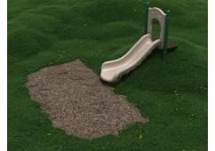 3 Foot Playground Slide