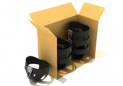 Box of 6 Elite High Back Bucket Seats