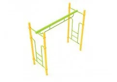 Single Parallel Bar Ladder