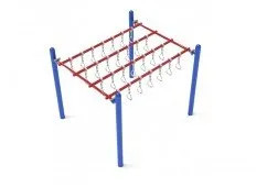 Quintuple Straight Swinging Ring Ladder