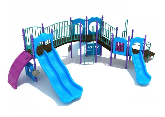 Alameda commercial playground systems