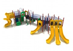 Bakers Ferry playset for toddlers