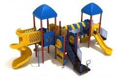 Barrington Ridge playset for toddlers