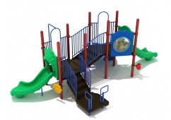 Blackburn commercial playset for 3 year olds