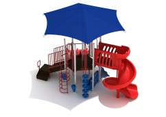 Broussard playset for toddlers