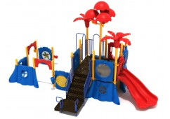 Brown Bear playset for toddlers