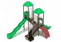 Burbank playset for 2 year olds