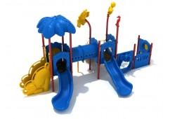 Cedar Rapids backyard playset for toddlers