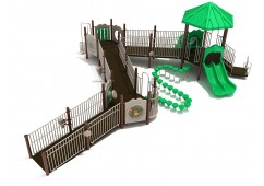 Charles Mound playset for 3 year olds