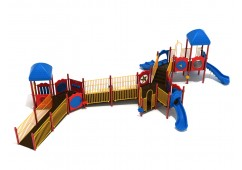 Cherry Valley playset for 3 year olds