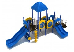 Copperleaf Court playset for 2 year olds