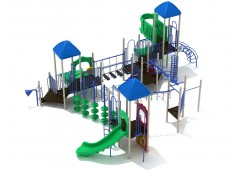 Cottonwood playset for 3 year olds