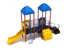 Des Moines playset for 2 year olds