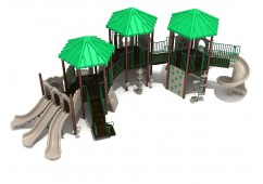 Emerald Crest playset for 2 year olds