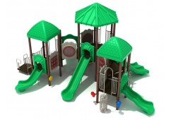 Evergreen Gardens playset for toddlers