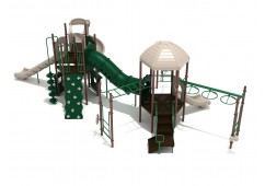 Fairhope playset for 2 year olds