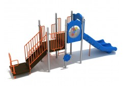 Fullerton playset for toddlers