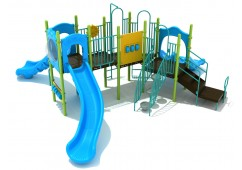 Henderson commercial playset for 3 year olds