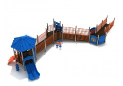 High Sierra playset for 2 year olds