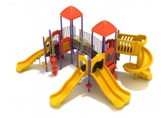 Honolulu playset for 2 year olds