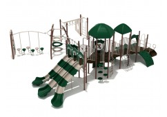 Huntsville playset for 2 year olds