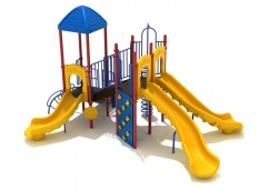 Independence backyard playset for toddlers