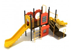 La Crosse playset for toddlers