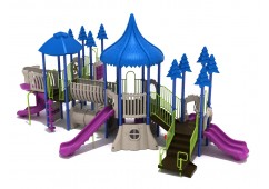 Mighty Macaw playset