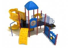 Monterey playset for toddlers