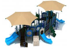 Paradise playset for 2 year olds