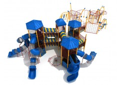 Peachtree Corners playset for 2 year olds