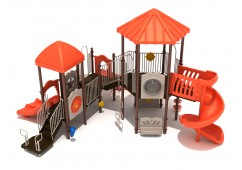 Pikes Peak playset for 3 year olds