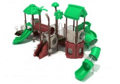 Polly Parrot playset for toddlers