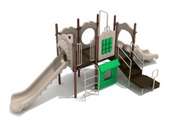 Port Townsend playset for 2 year olds