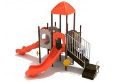 Santa Cruz backyard playset for toddlers