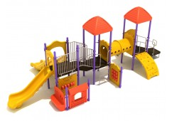 Steamboat Springs playset for toddlers