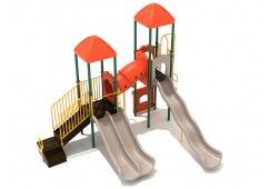 Telluride backyard playset for toddlers
