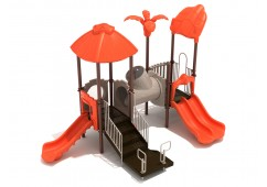 Continuous Canopy Play Set