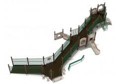 Mount Rainier playground