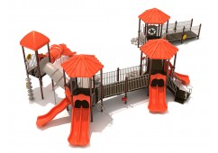 Riverbend Run playground equipment