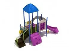 Towson backyard play set