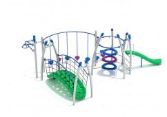 Bashful Bluff Playground Slides