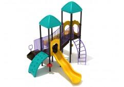 Berwyn Playground Slides