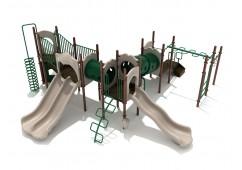 Grand Venetian Playground Slides